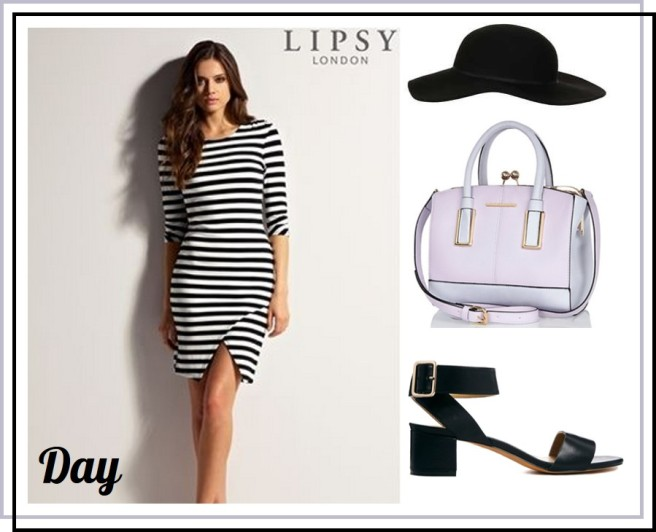 Lipsy Dress Outfit Day