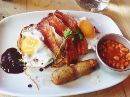 The Bill's Breakfast!